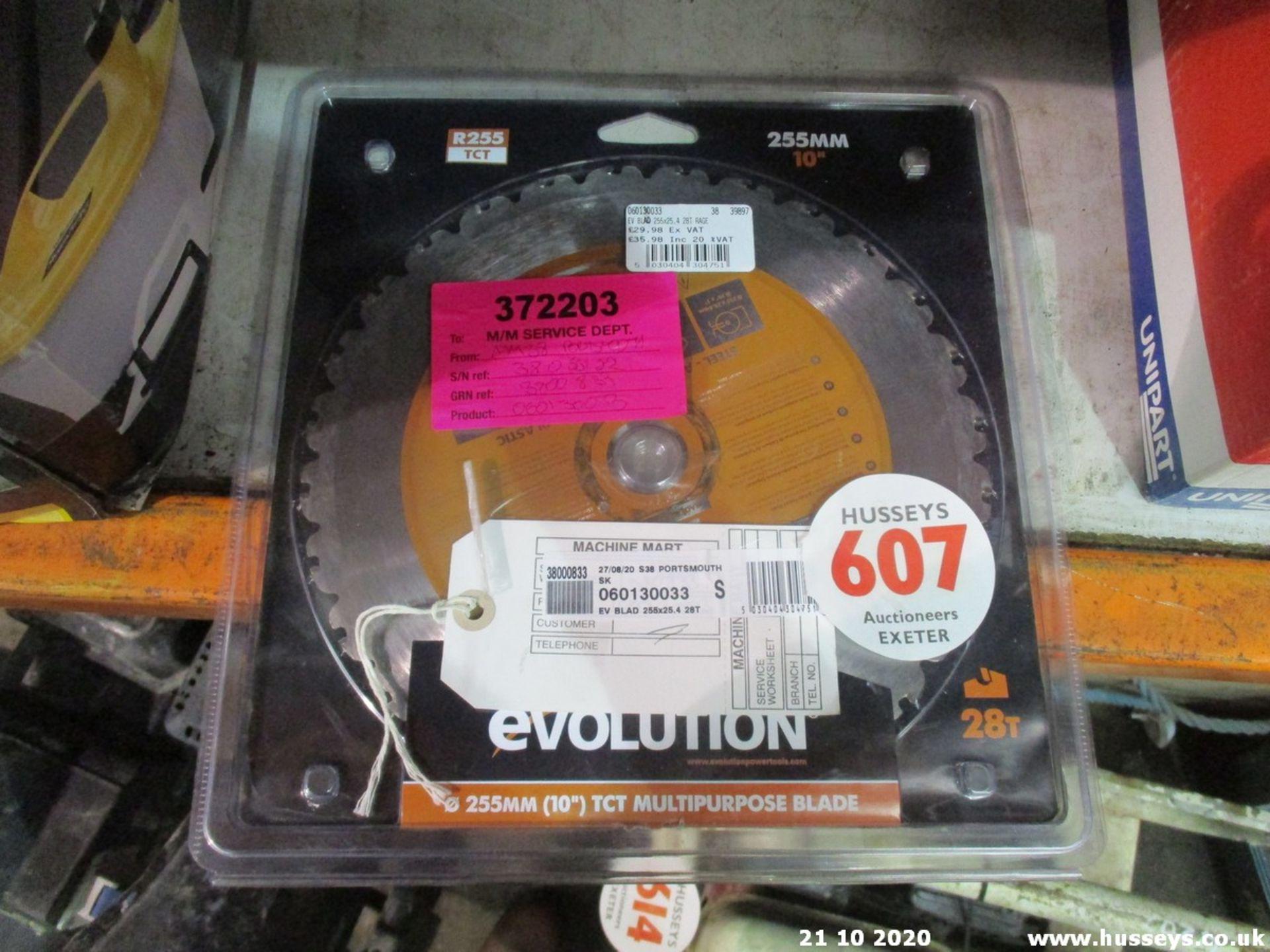 EVOLOUTION SAW BLADE