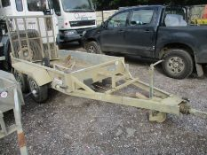INDESPENSION TWN AXLE PLANT TRAILER