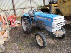 MITSUBISHI D2350 COMPACT TRACTOR RD