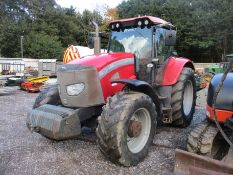 MCCORMICK MTX150 TRACTOR WA12 AVW 3394HRS 1 FARMER OWNER FROM NEW C/W V5