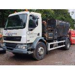 06/06 DAF TRUCKS FA LF55.220 HOTBOX - 5880cc (White, 358k)