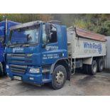 05/55 DAF TRUCKS FAT CF75.360 - 9200cc 2dr Tipper (Blue, 393k)