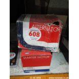 ALTENATOR & STARTER MOTOR