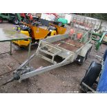 INDEPSENSION TWIN AXLE PLANT TRAILER