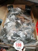 BOX OF STRAPS