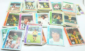 Football cards, 1970's Topps chewing gum, (154)
