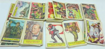 A&BC Battle Cards, full set of 73