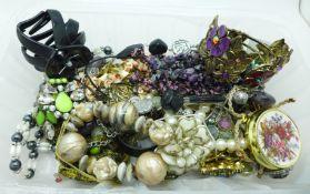 Costume and fashion jewellery