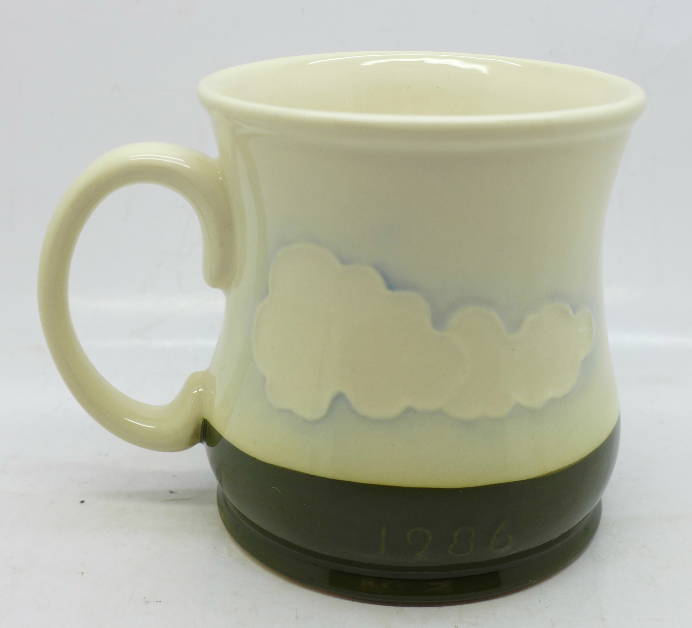 A Moorcroft mug, 1986 - Image 2 of 3