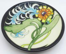 A Moorcroft Collectors Club dish, 2006/7, LB, 240, 118mm diameter
