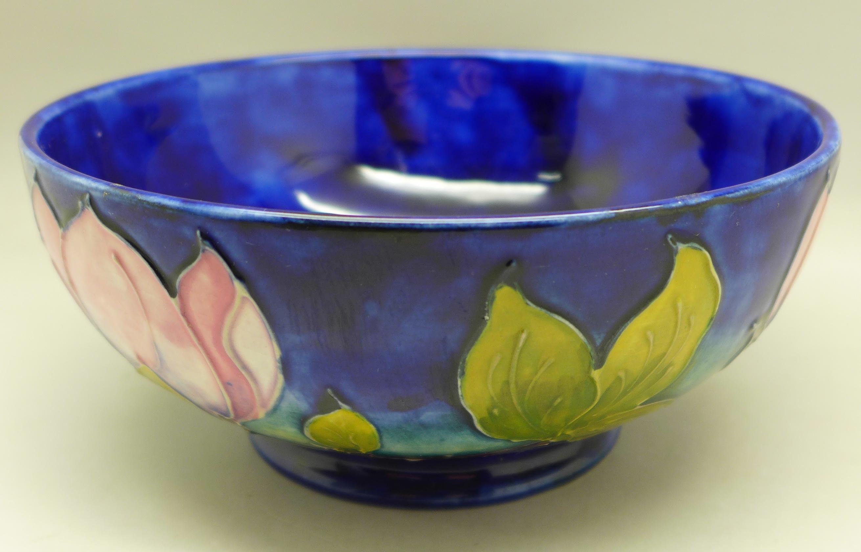 A Moorcroft bowl, 16cm diameter - Image 5 of 7