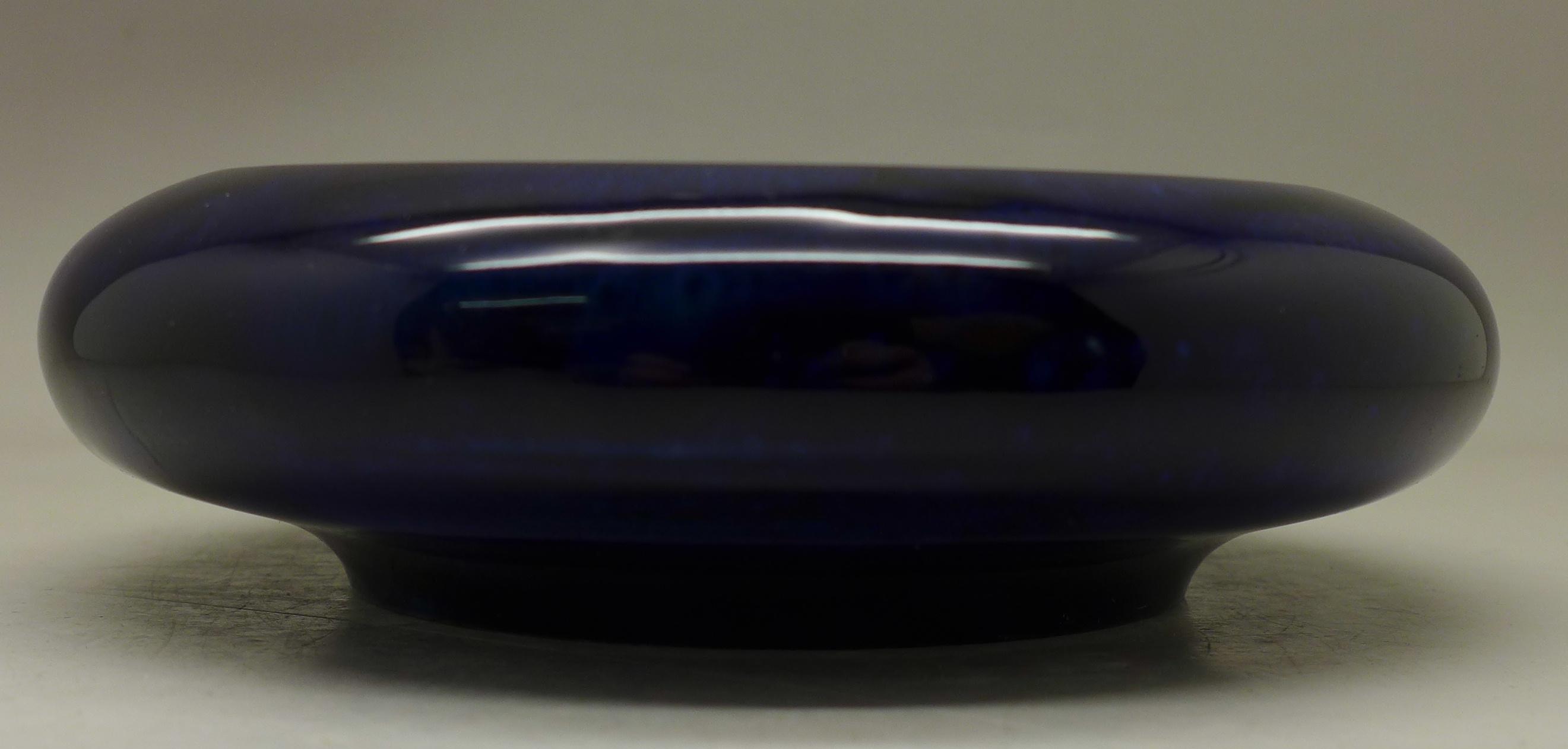 A Moorcroft dish, 128mm diameter - Image 3 of 4