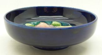 A Moorcroft bowl, 116mm diameter