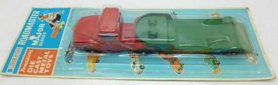 A Lone Star Roadmaster no.1294 Precision Die Cast Metal Toys Heavy Haulage Lorry, in original sealed
