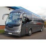 Scania K400 EB Irizar i6, Registration YT61 FEF. First registered 26-01-2012, Length: 12.2m,