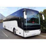 MAN Van Hool TX16 Alicron, Registration DT14 LCT. First registered 06-05-2014, Length: 13.1m, Seats: