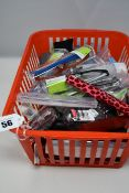 A quantity of assorted as new reading glasses (Various makes/strenghts - Approximately 40 pairs).