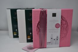 Two Ritual of Jing (4 relaxing bestsellers) and two Ritual Of Sakura (4 renewing bestsellers), all