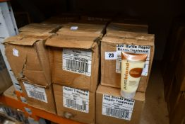 Thirty two boxes of Just Blonde rapid repair treatment (150ml) (Six in a box).