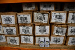 Ninety six boxes of Potter&Moore colour essence for blonde hair (Ten in a box) (100ml).