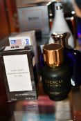 A quantity of as new and part used fragrances to include three Hugo Boss In Motion, one Narciso