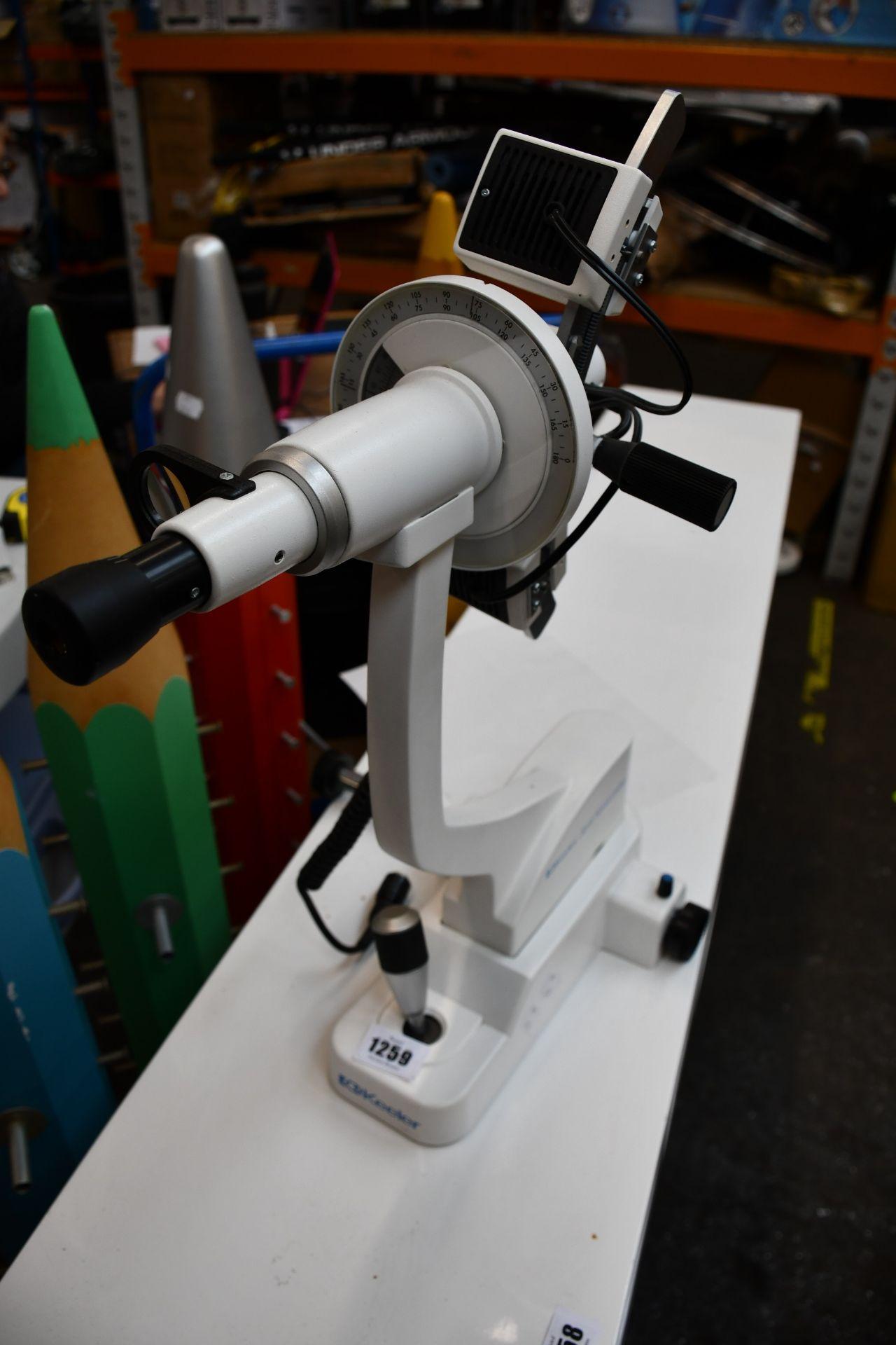 Lot 1259 - A Keeler Javal Keratometer.