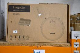 One boxed Bagotte robotic vacuum cleaner (Model: BL509).
