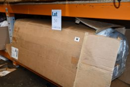 One boxed as new Dormeo options spring single mattress.