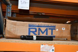 One boxed RMT Rebuild Master Tech Ferrari rear shock absorber.