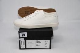 One as new Rag & Bone white court sneaker size US 6.5.