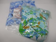 One as new Faithfull The Brand Frederikke Sun Hat Gardone Floral Print. One as new Faithfull The