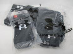 One as new Under Armour Women's Streaker 2.0 Half Long Sleeve size S (1326502). One as new Under
