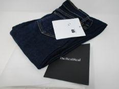 One as new Rag & Bone mid-rise skinny leg jeans size 26.