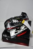 A pair of childrens as new pair of BAUER Vapor 2X Pro Goal Skate size 4.5 (1054820).
