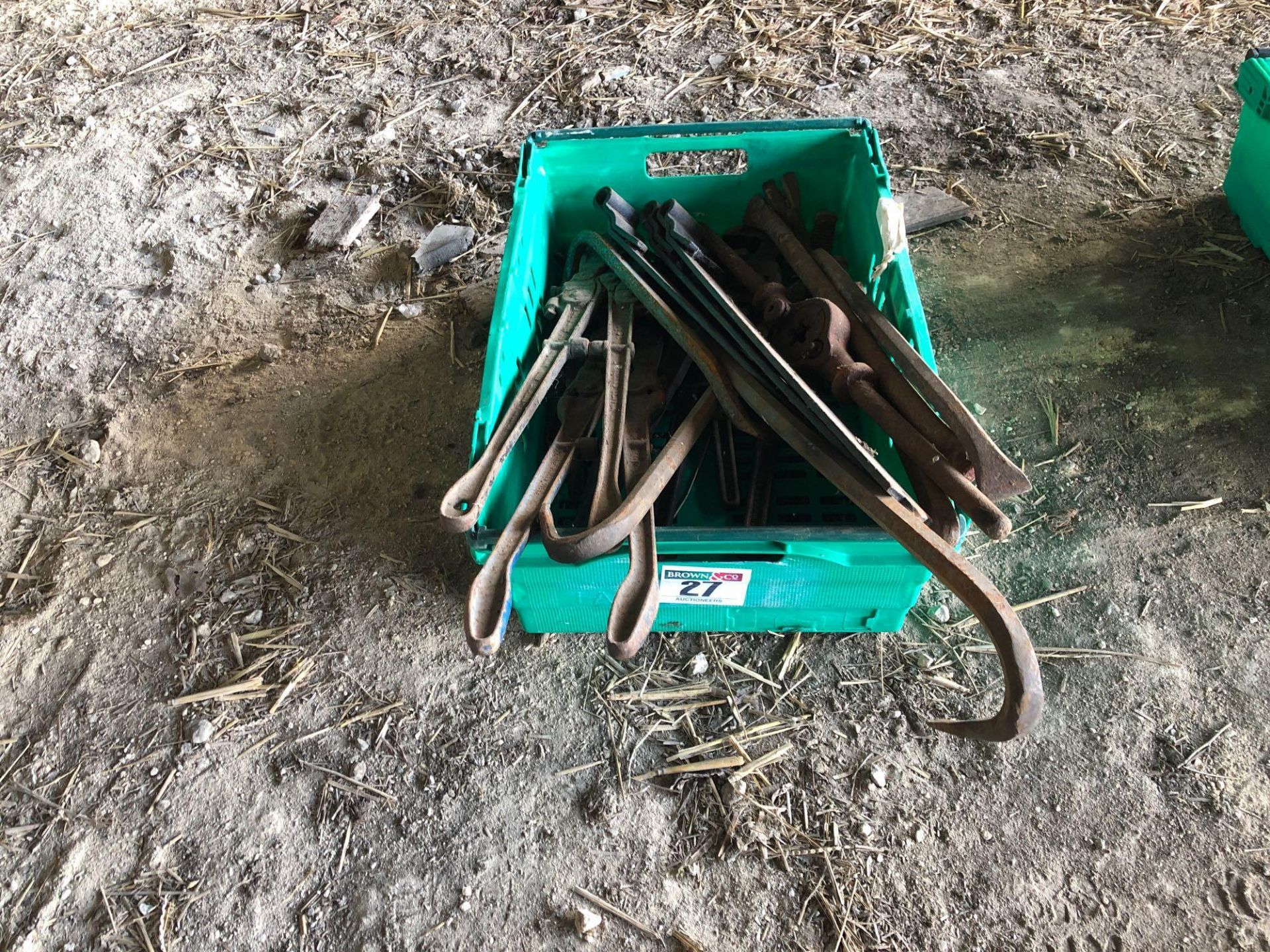 Lot 27 - Quantity hand tools