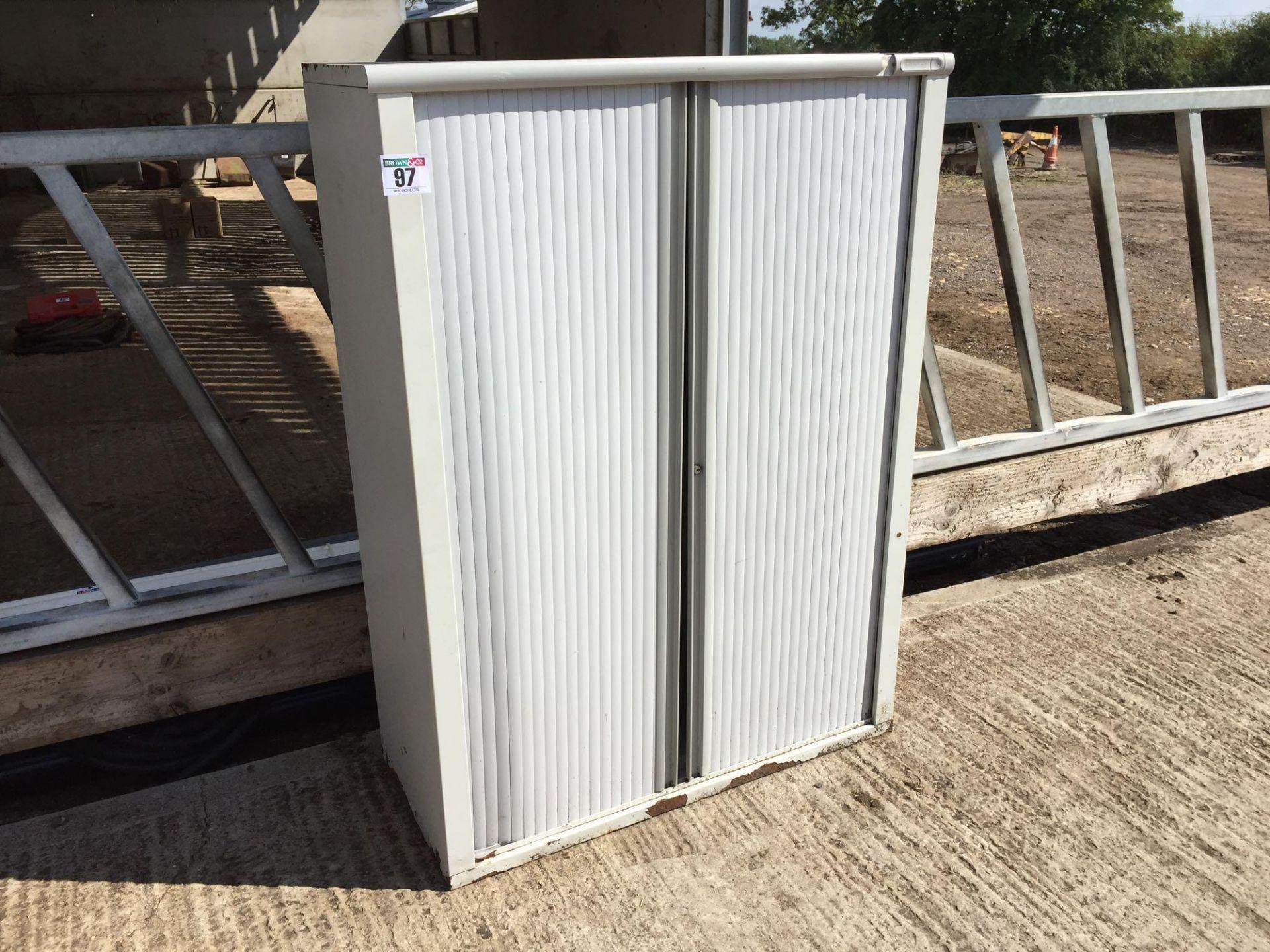 Lot 97 - Storage cabinet