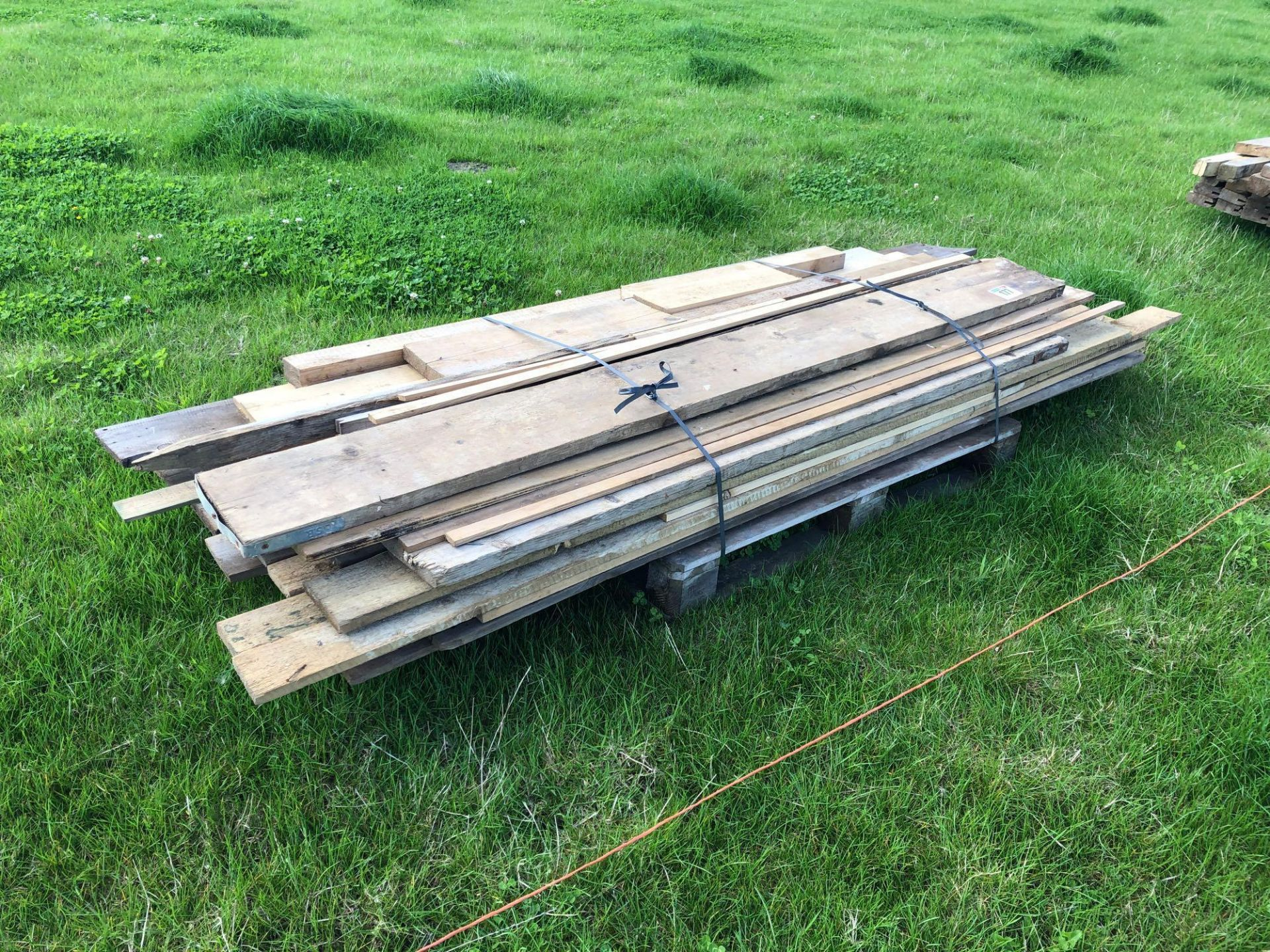 Lot 177 - Quantity assorted timber