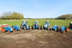 Dispersal Sale by Auction of Modern, Classic and Vintage Farm Machinery and Equipment
