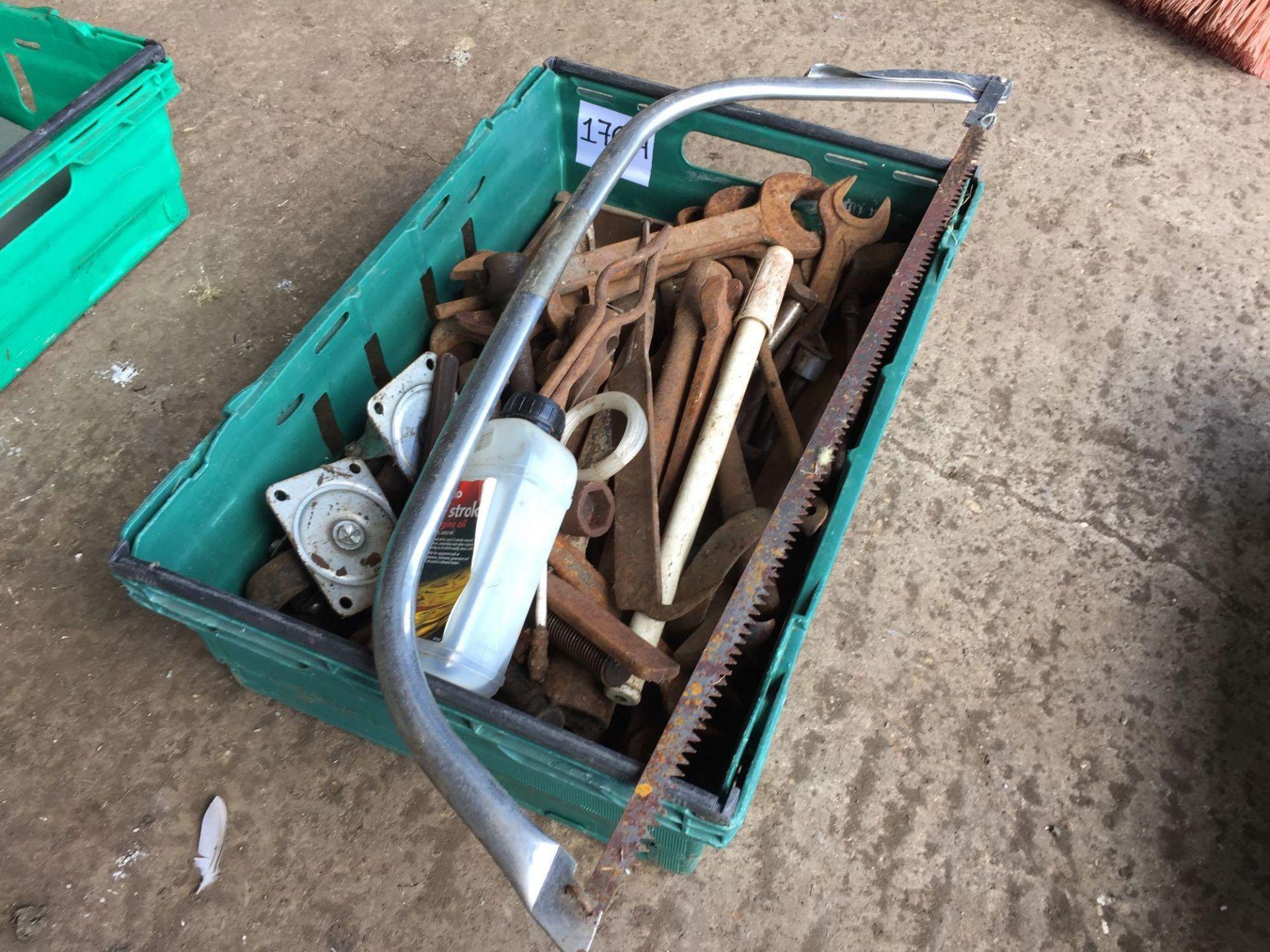 Lot 170h - Quantity various hand tools