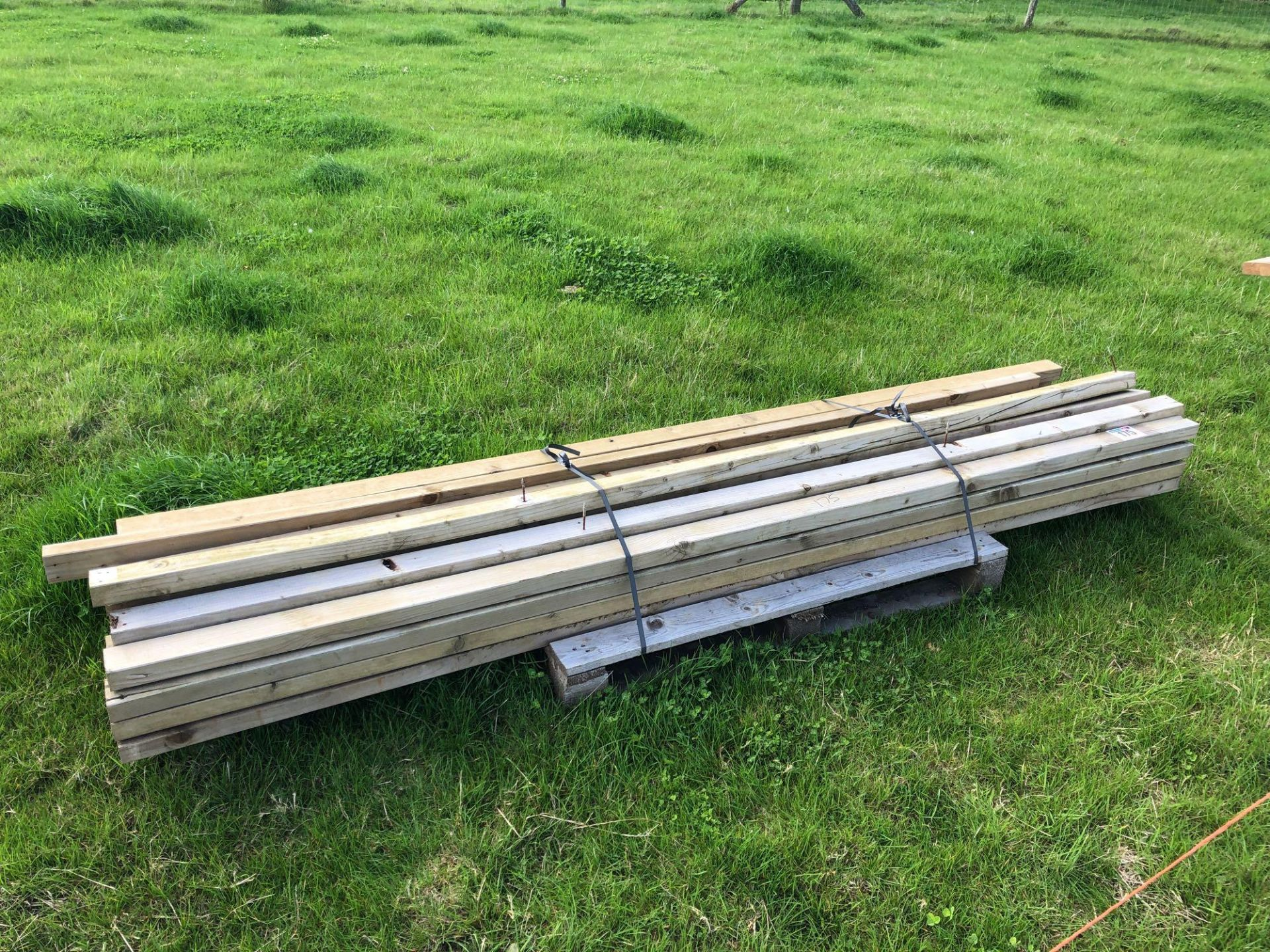 Lot 175 - Quantity assorted timber