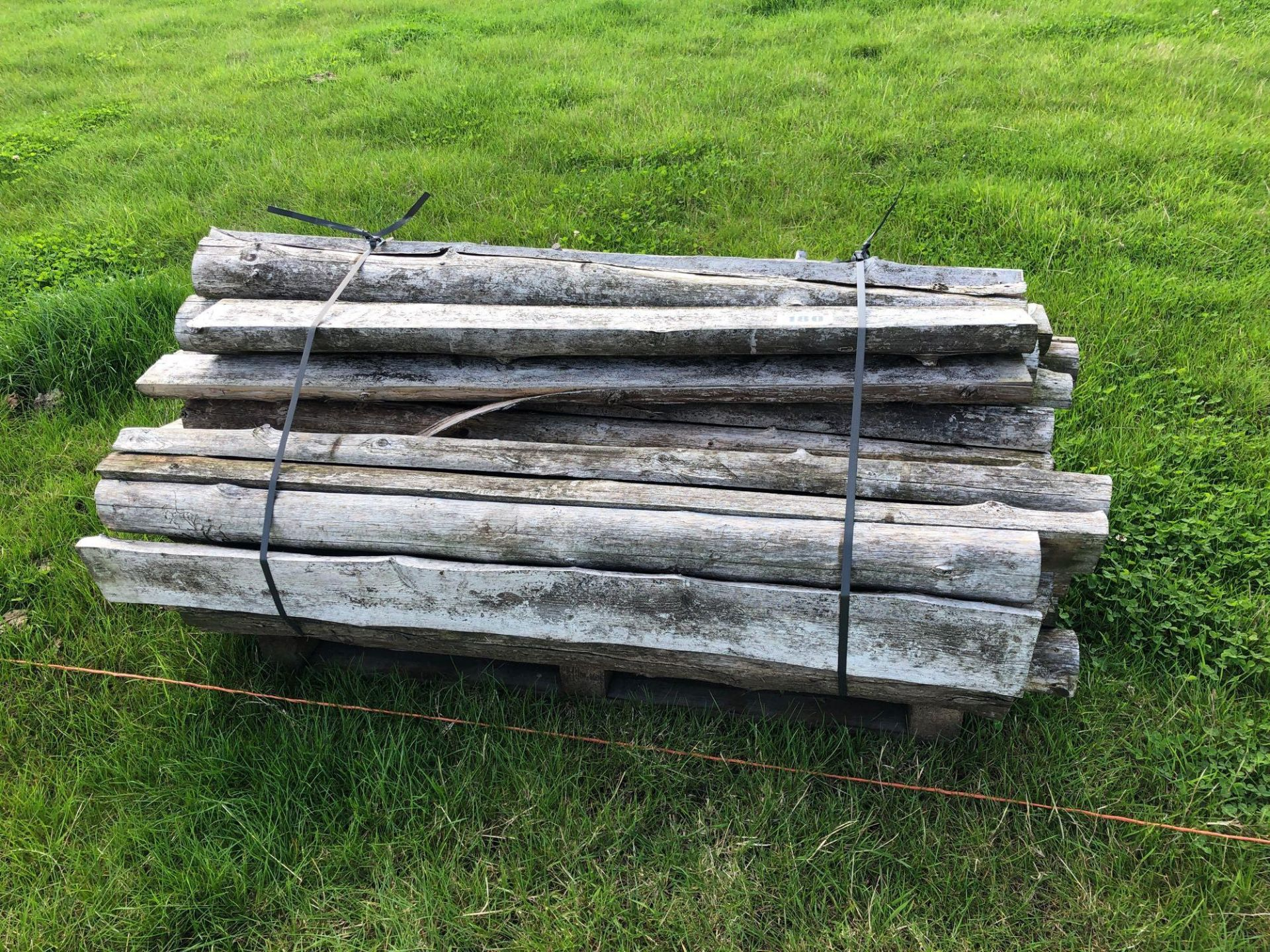 Lot 180 - *Quantity assorted timber. VAT Payable on this lot