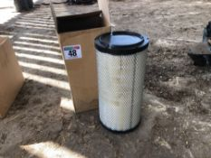 New Holland air filter