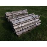 Quantity assorted timber