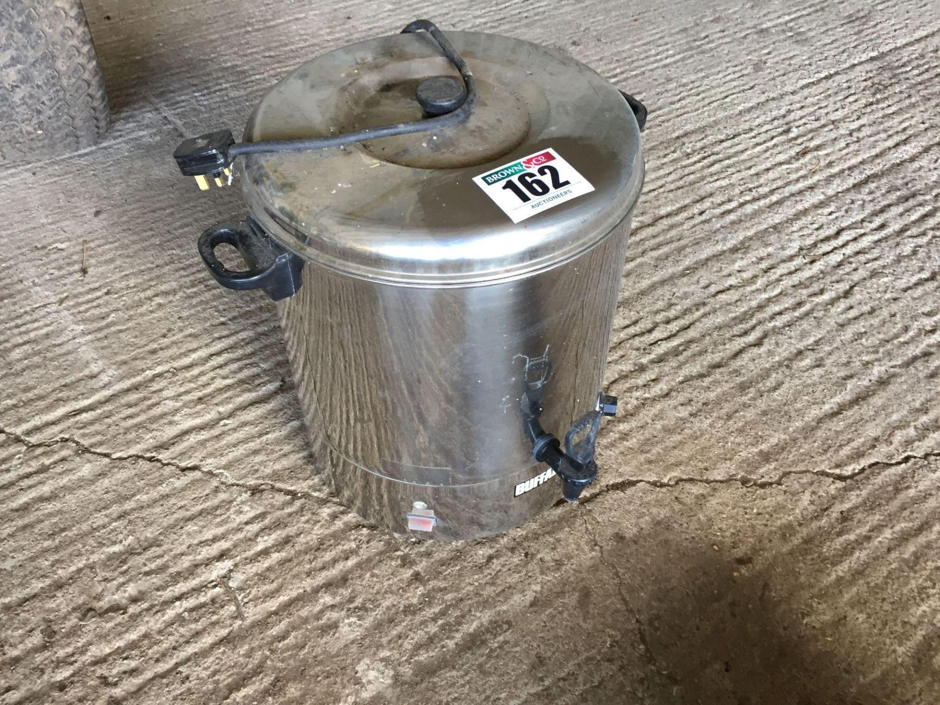 Lot 162 - Buffalo single phase water urn