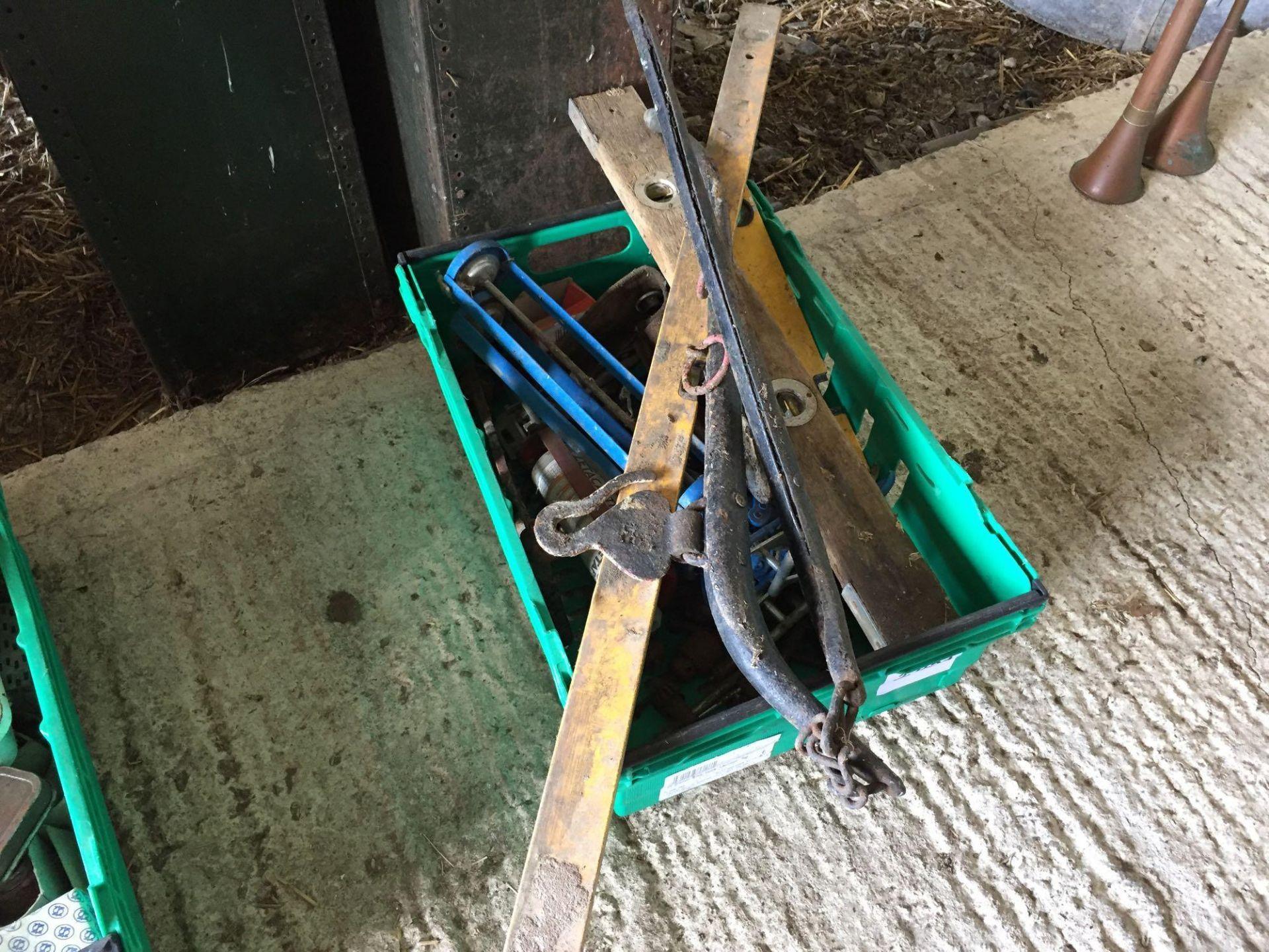 Lot 145a - Quantity hand tools