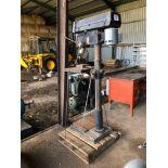 "Dayton Tradesmen 20"" drill press. Model No: 32919"