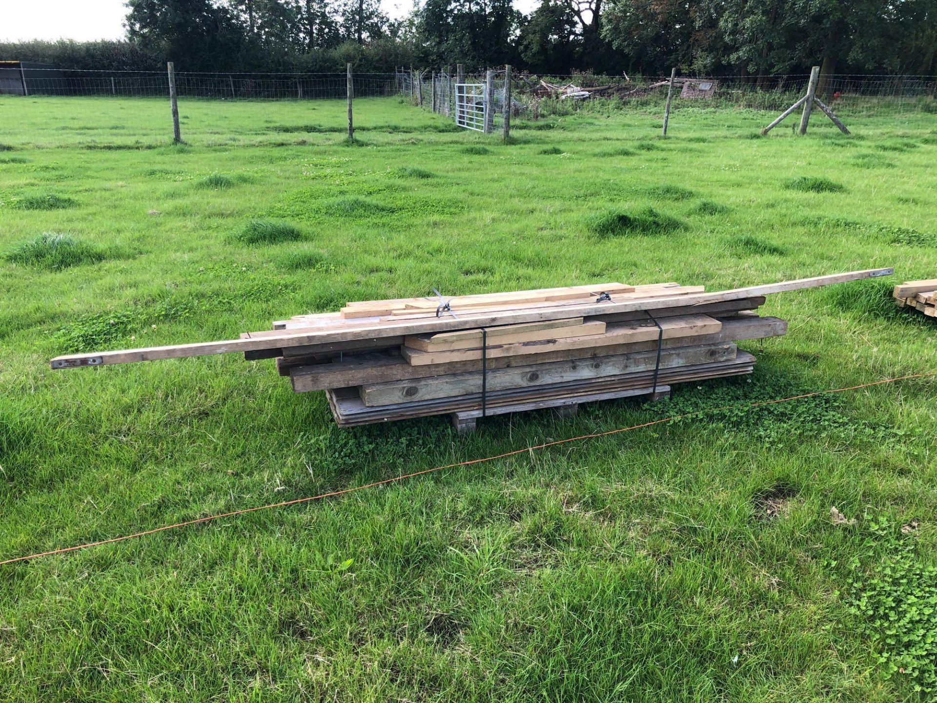 Lot 176 - Quantity assorted timber