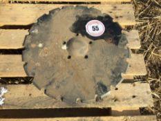 Vaderstad Rapid drilling disc