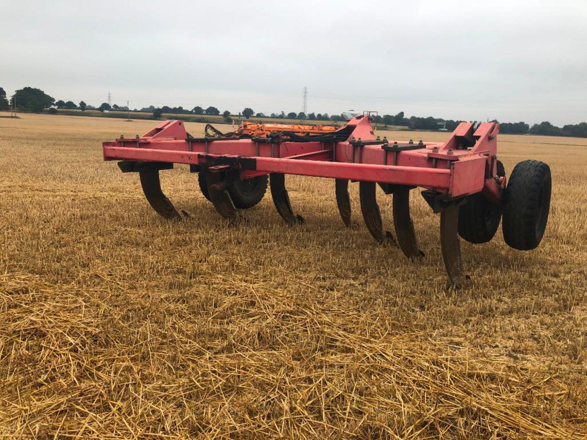 Lot 162 - Chisel plough 2.5m