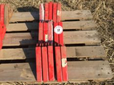 Quantity Kverneland CTS narrow points (15)